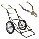 GAME-CART-TOW Kill Shot 500 lb Capacity Game Cart with Tow Bar