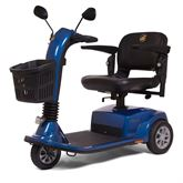GT-GC340D Golden Technologies Companion Three-Wheel Full-Size Mobility Scooter
