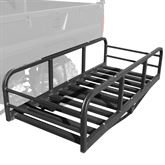 HNR-ATV Great Day Hitch-N-Ride Aluminum ATV Hitch Cargo Carrier - 400 lbs Capacity