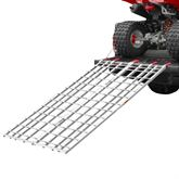 IBF-7144 Black Widow Aluminum Bi-Fold ATV Ramp
