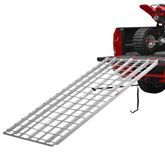 IBF-Bifold Black Widow Aluminum Extra-Long Bi-Fold ATV Ramp