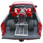 IBF-Bifold Black Widow Aluminum Extra-Long Bi-Fold ATV Ramp 2