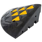 KER45R 17-34 L x 17-34 W - Guardian Rubber Curb Ramp End