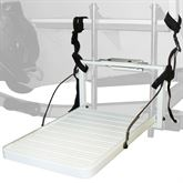 LP500 Load-a-Pup Dog Boat Platform for Boat Ladders