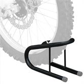 MC-CH-CHOCKS Black Widow Removable Motorcycle Wheel Chock
