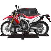 MCC-500 Black Widow Steel Motorcycle Carrier  500 lb Capacity