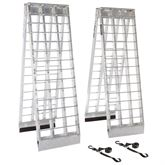 MF2-AMR Big Boy Aluminum Folding Arched 2-Piece Motorcycle Ramp 6