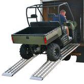 MF2-ATV Big Boy Aluminum 4-Beam Dual Runner Folding ATV Ramps