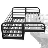 MLDR65 Great Day Mighty-Lite Aluminum ATV Rear Rack Drop Basket