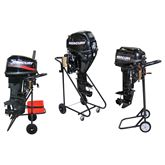 OMC-Folding Harbor Mate Outboard Motor Cart With Folding Handle