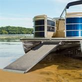 PBR6 6 L Harbor Mate Aluminum Pontoon Boat Ramp