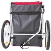 PT-10117-R Lucky Dog Pet Bike Trailer 5