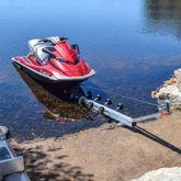 PWC-RAMP Black Widow 115 L Personal Watercraft Shore Dock
