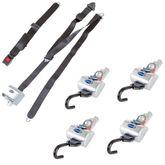 Q-830X L Track Wheelchair Tie Down System
