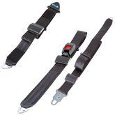 Q8-6325-A QStraint Fixed Shoulder  Lap Belts