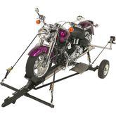 QCF-PAC-MC Port-A-Chopper Motorcycle Trailer - 1200 lb Capacity