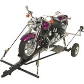 QCF-PAC-MC Port-A-Chopper Motorcycle Trailer - 1200 lb Capacity