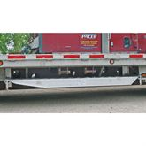 RAMP-HANGER Bolt-On Semi-Trailer Loading Ramp Storage Brackets 4