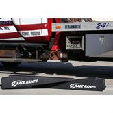 RR-TT-7-10-2 Race Ramps Solid 2-Piece Car Tow Ramps for Flatbed Tow Trucks - 5000 lb Per Axle Capacity 3