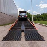 RYR-37-22 Steel Portable Yard Ramp - 22000 lb Capacity 2