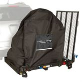 SC400-EK-WC Power Chair - Silver Spring Steel Essential Travel Kit - 400 lb Capacity