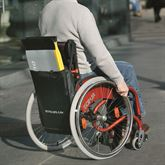 SFGF-Ramp EZ-Access Graphite Fiber Suitecase Singlefold Wheelchair Ramps 3
