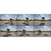 SK-903-MRK 7 High Skateboard Launch Ramp Kit 2