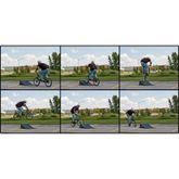 SKA-RAM 12 High Skateboard Launch Ramp 1