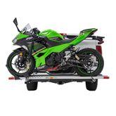 SMC-600R Black Widow Steel Deluxe Motorcycle Carrier  600 lb Capacity 5