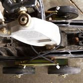SMDOLLY Black Ice Drivable Snowmobile Dolly 4
