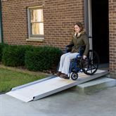 SSG Silver Spring Aluminum Wheelchair Access Ramps 2