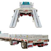 STEP-DECK-LL-KIT-16-20K 20000 lb Step Deck Trailer Load Levelers and Ramp Kit for 16 H Step Decks
