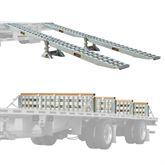 STEP-DECK-LL-KIT-20-235K 23500 lb Step Deck Trailer Load Levelers and Ramp Kit for 20 H Step Decks