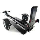 STNG-5452 Stinger Folding Motorcycle Trailer