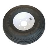 STNG-SPARE 8 Spare Tire for Single Bike Stinger Trailers