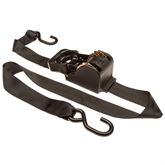 STRP-RTBL-10 2 x 10 Retractable Ratchet Strap with S-Hooks