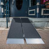 SUITCASE-AS EZ-Access Suitcase Single-Fold AS Wheelchair Ramp - 800 lb Capacity 1