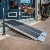 SUITCASE-AS EZ-Access Suitcase Single-Fold AS Wheelchair Ramp - 800 lb Capacity 3