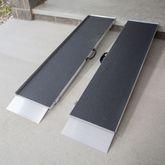 SUITCASE-AS EZ-Access Suitcase Single-Fold AS Wheelchair Ramp - 800 lb Capacity 4