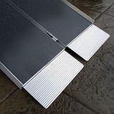 SUITCASE-AS EZ-Access Suitcase Single-Fold AS Wheelchair Ramp - 800 lb Capacity 6