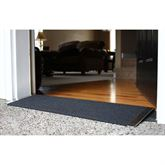 TAEP EZ-Access Transitions Aluminum Angled Entry Threshold Ramp 2