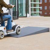 THFS-ADA Silver Spring Foam Threshold Ramp - 800 lb Capacity - ADA Compliant