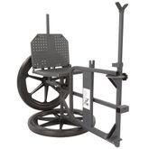 THRONE Kill Shot Throne Multipurpose Game Cart  Hunting Chair