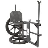 THRONE Kill Shot Throne Multipurpose Game Cart  Hunting Chair
