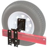 TIRE-BRACKET Apex Spare Tire Bracket for Trailers