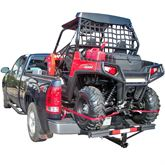 TRP-2000 Ironman Tralrack ATV Carrier - 450 lb Capacity