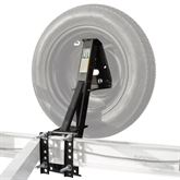 TTF-08HD Tow Tuff Trailer Spare Tire Carrier