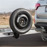 TTF-08HD Tow Tuff Trailer Spare Tire Carrier 3
