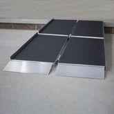 Trifold-AS EZ-Access Aluminum Suitcase Tri-Fold AS Wheelchair Ramp 2