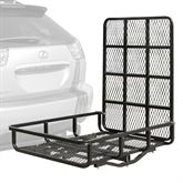 UCC500 Apex Steel Basket Cargo Carrier with Ramp